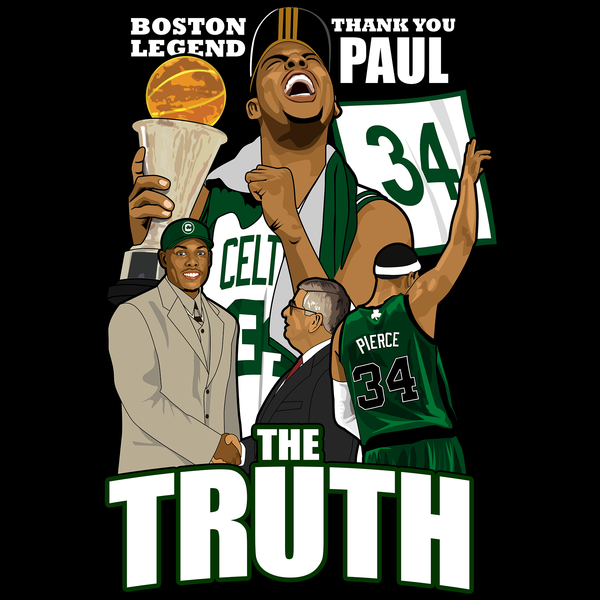 The Truth (Thank You Paul) Moments Tribute Shirt