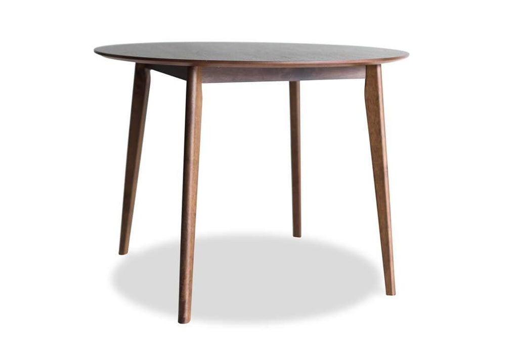 Dakota Dining Table Set (Walnut)