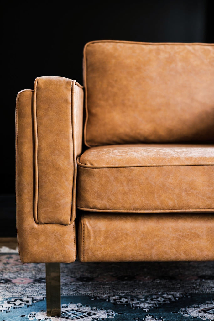Albany Loveseat (Vegan Leather)