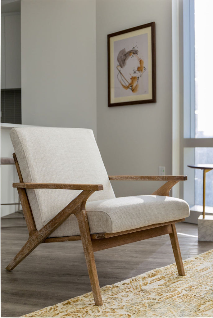 Adalyn Lounge Chair (Swan)
