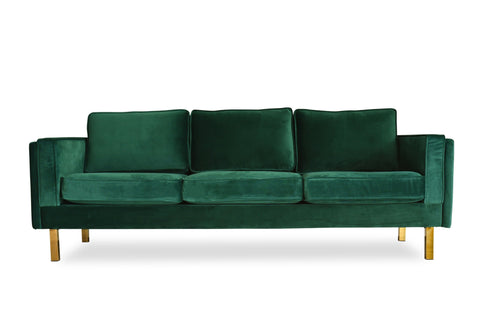 Lexington Velvet Sofa