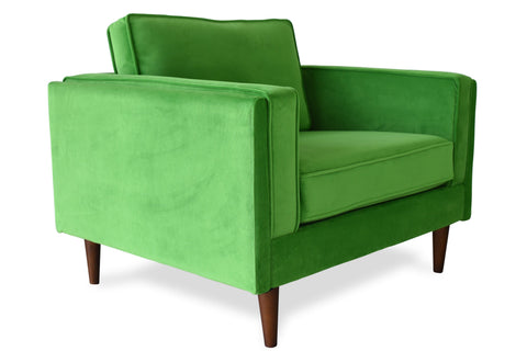 Madison Accent Chair (Green)