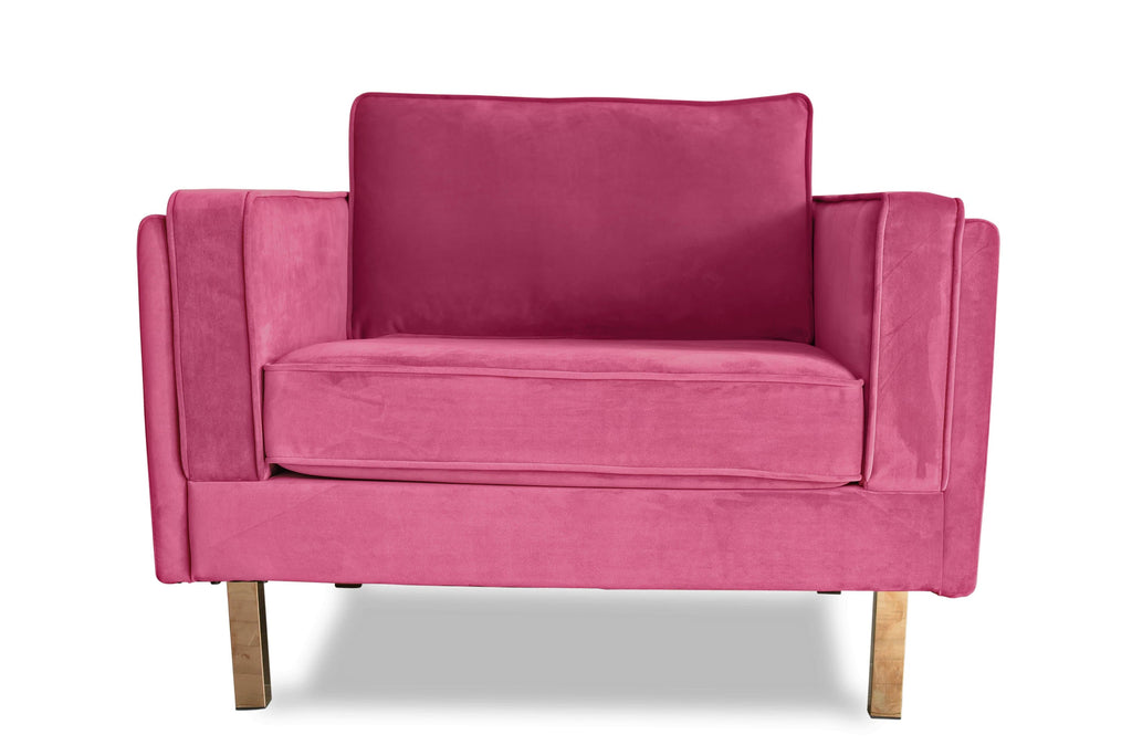 Lexington Accent Chair (Pink)