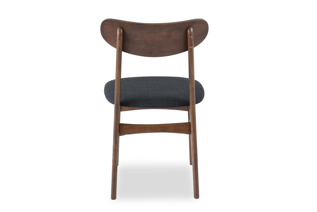 Gramercy Dining Chair, Dark Grey (Set of 2)