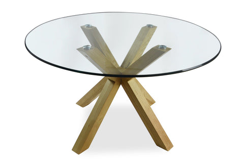 Maxwell Round Dining Table