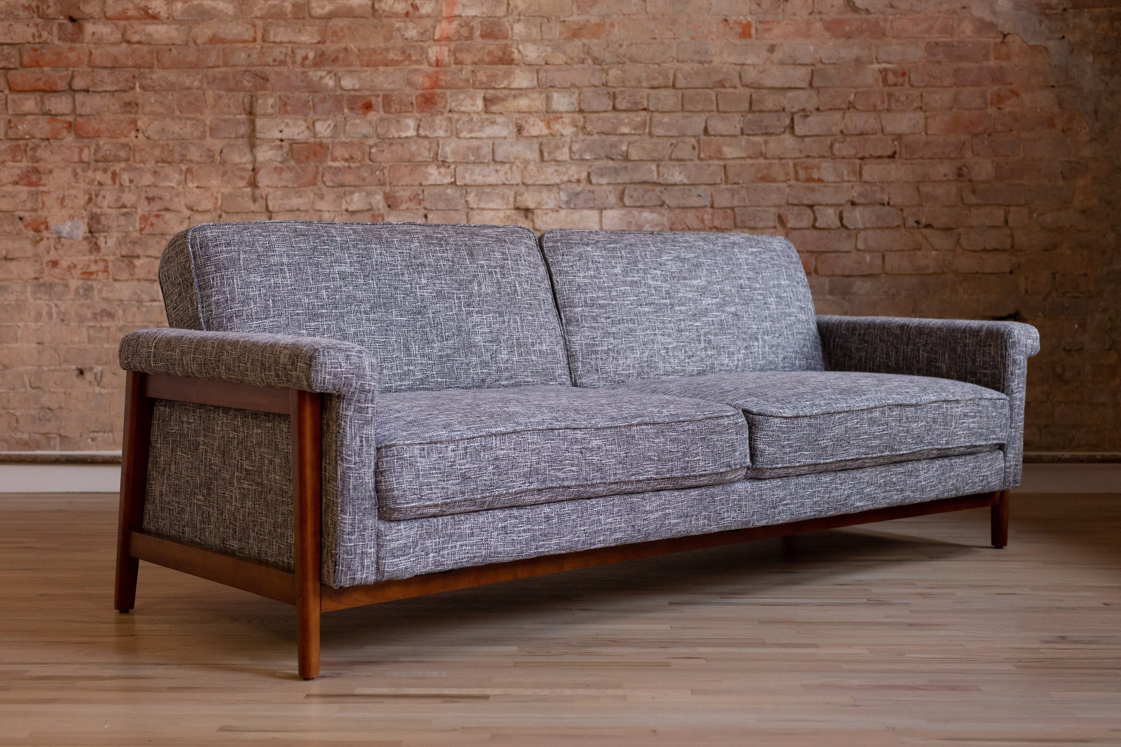 Sleeper Sofa.Ashbury Sleeper Sofa Edloe Finch Furniture Co