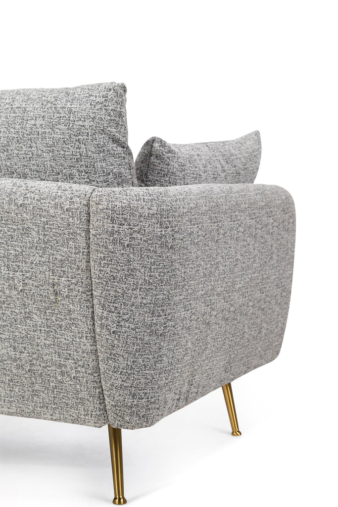 Park Sofa (Grey Fabric)