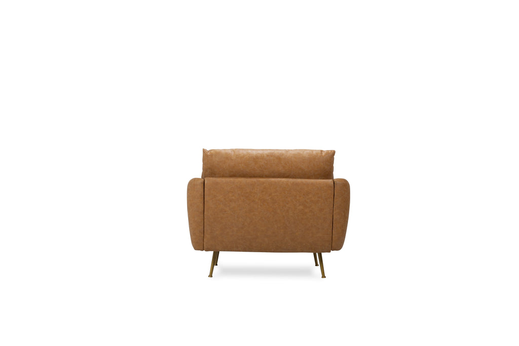 Park Armchair (Vegan Leather)
