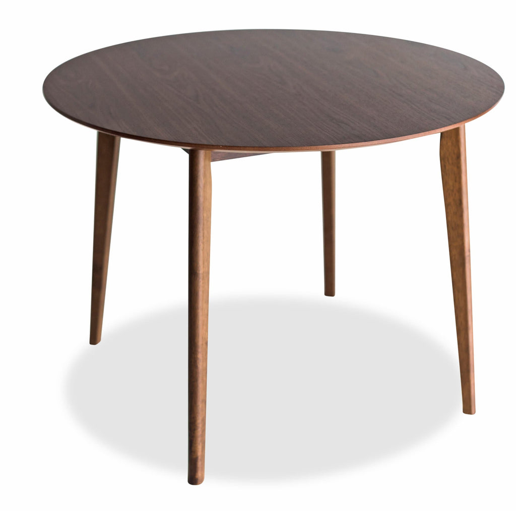 Alia Dining Table (Walnut)