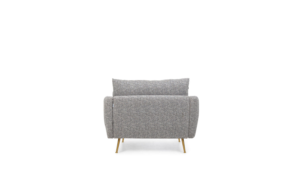 Park Armchair (Grey)