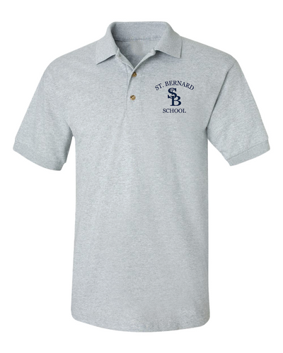 St Bernard Chargers School Polo