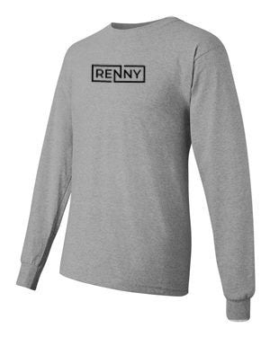 Renaissance Long Sleeve Tee (Grey)