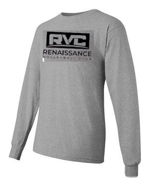 RVC Renaissance Long Sleeve Tee (Grey)