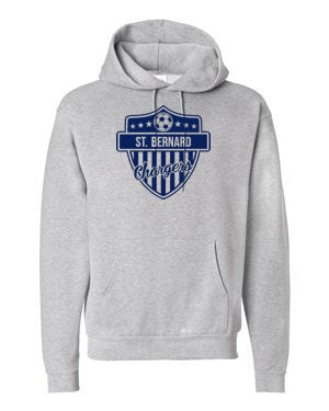 Chargers Soccer Hoodie