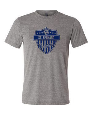 Chargers Soft Tee Soccer Shirt