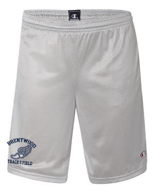 Champion Brentwood Track Mesh Shorts with Pocket