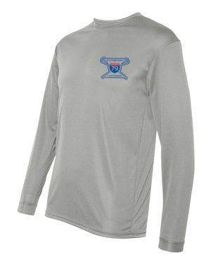 Long Sleeve Performance 79ers (Small Logo)
