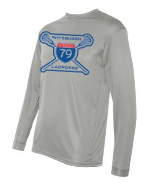 Long Sleeve Performance 79ers (Big Logo)