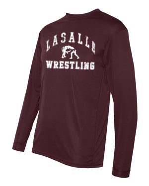 LaSalle Wrestling LONG SLEEVE PERFORMANCE