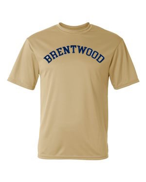 Brentwood Dry Fit Short Sleeve ALT THROWER (Vegas)