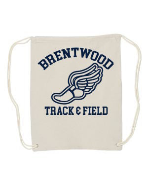 Brentwood Track DrawString/Shoe Bag