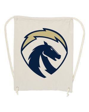 Chargers Canvas Drawstring Bag
