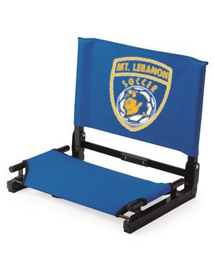 Lebo Soccer Stadium Seat (NAVY not Royal)