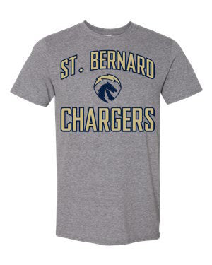 Chargers Soft Tee