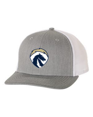 Chargers Mesh-Side Snapback Hat