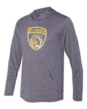 Lebo Soccer Performance Hooded Tee #4