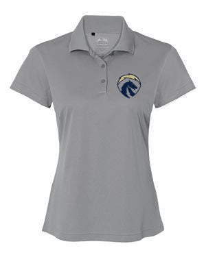 Women's Chargers Performance Polo
