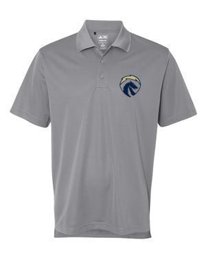 Mens Chargers Performance Polo