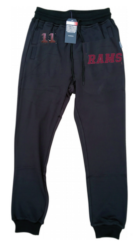 LSA Football Micro Fleece Skinny Joggers (Add on Number!)