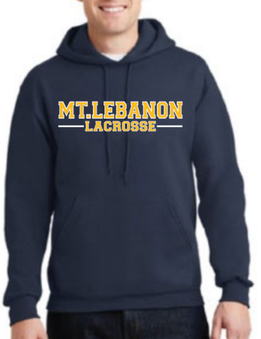 MTL Lax Performance Micro Fleece Hoodie