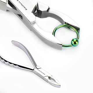 Small Ring Closing Plier Piercing Tools