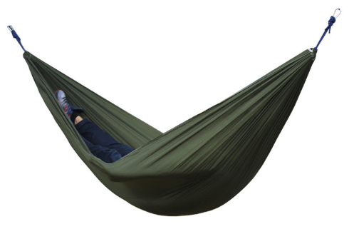 Double Nested - Camping Hammock