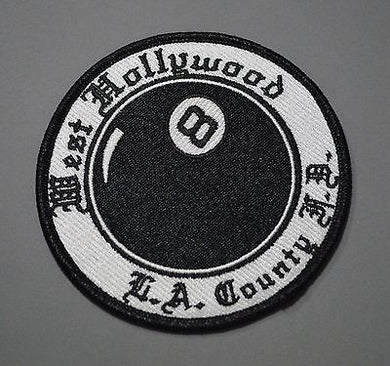 Los Angeles County Fire Station 8 West Hollywood Patch ++ LACO FD CA