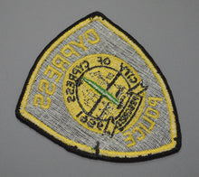 Cypress California Police Patch ++ o/s 3rd Issue Orange County CA