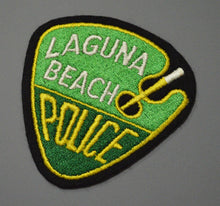 Laguna Beach California Police Patch ++ o/s 2nd Issue Orange County CA