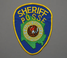 Alpine County Sheriff Posse Patch ++ o/s Mint CA