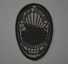 Anaheim California Police Subdued K-9 Officer Badge Patch