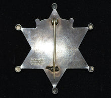 California Department of Fish & Game Deputy Sterling Badge