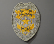 Fillmore California Police Patch ++ Ventura County CA