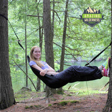 Suspension System For Amazing Wilderness Hammock Chair Black