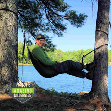 Suspension System For Amazing Wilderness Hammock Chair Lakeside Black