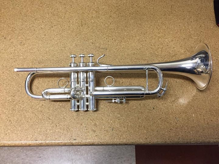Used Bach 180S77 Bb Trumpet