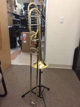 Demo Shires Custom Tenor Trombone 7Y Bell