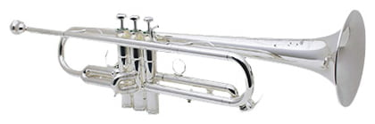 Demo Schilke Handcraft HC2 Bb Trumpet in Silver
