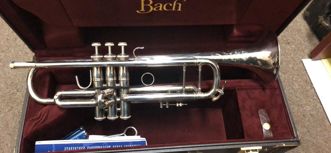 Mint condition Bach 190S37 Anniversary Bb Trumpet