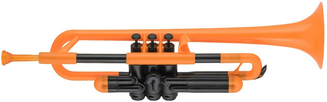 Ptrumpet Plastic Trumpet Orange